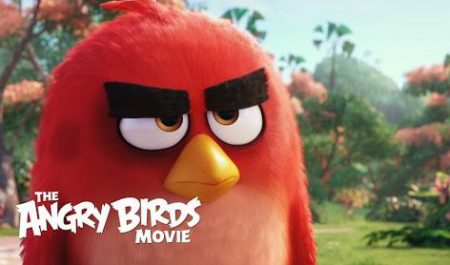 The Angry Birds – Trailer