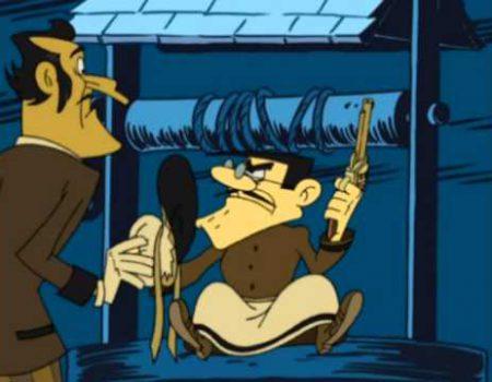 Lucky Luke – Een Nieuwe Vader Voor De Daltons