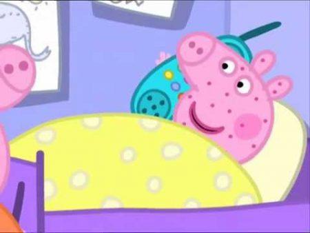 Peppa Pig – Niet zo lekker