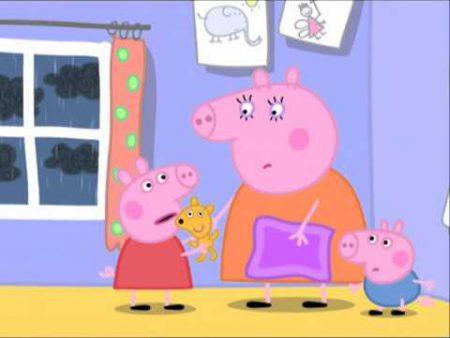 Peppa Pig – Onweer