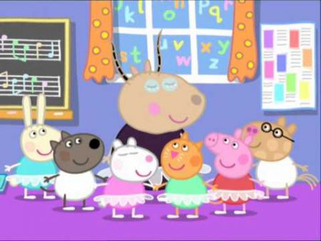Peppa Pig – Balletles