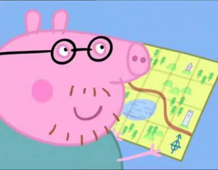Peppa Pig – Het windkasteel