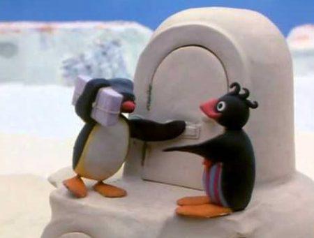 Pingu – Postbode