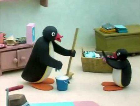 14 nieuwe filmpjes van Pingu toegevoegd