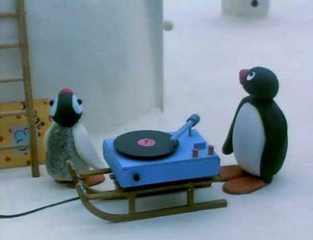 Pingu – Pingu heeft een idee