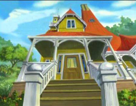 Pippi Langkous – Pippi keert terug naar Villa Kakelbont