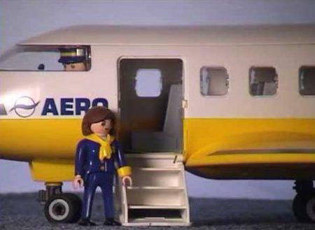 Playmobil – Op het vliegveld (Stop motion)