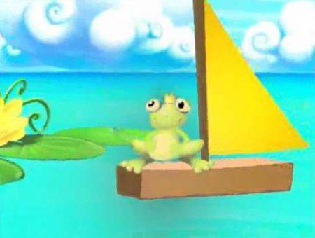 Baby TV – Ik zie een gat in het midden van de zee