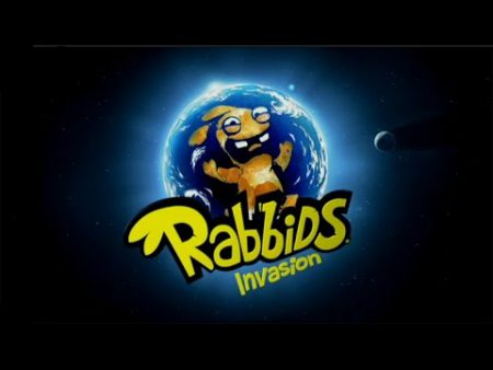 Rabbids Invasion – The Rocket