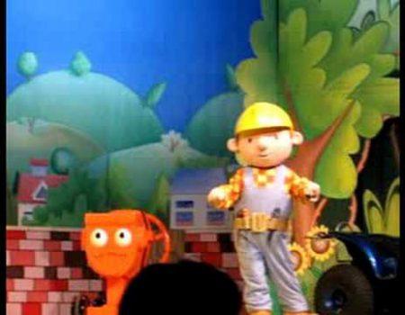 Bob de bouwer – Voorstelling 2008