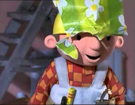 Bob de bouwer – Behangen valt niet mee