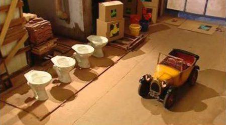 Brum – En het gouden toilette
