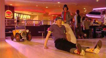 Brum – En de bowlingbaan