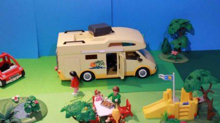 Playmobil – Camper vakantie (Stop Motion)