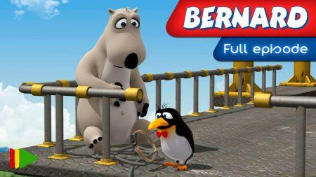 6 nieuwe aflevering van Bernard geplaatst