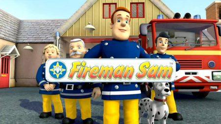 19 nieuwe Brandweerman Sam filmpjes toegevoegd