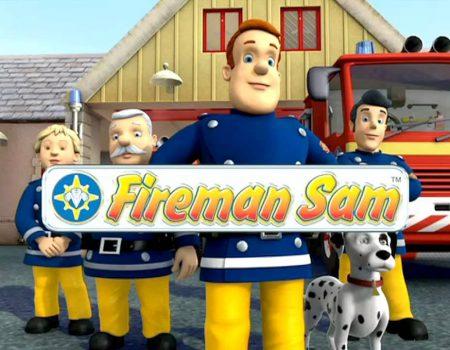 Brandweerman Sam – Modelvliegtuig