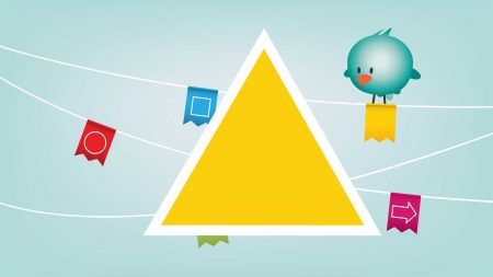 Bolly the Bird – Vormen & Figuren leren