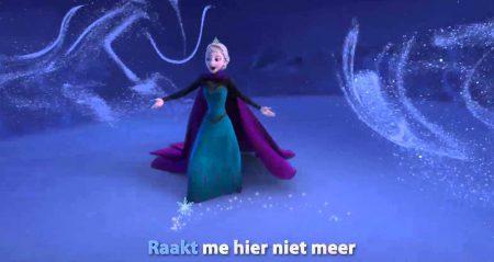 Frozen Sing-A-Long: Laat het los
