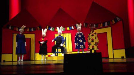 Nijntje – Nijntje de musical in Roeselare