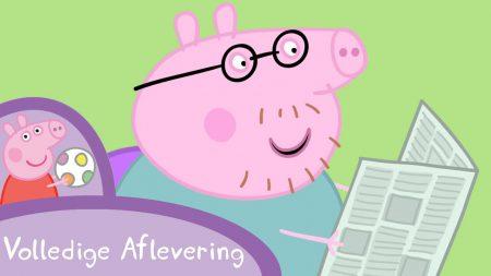 Peppa Pig – Papa is zijn bril kwijt