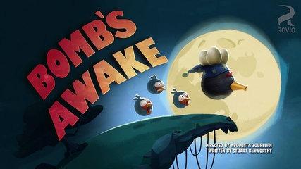 Angry Birds – Bombs Awake