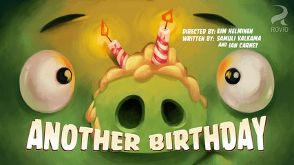 Angry Birds – Another Birthday