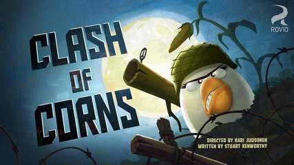 Angry Birds – Clash Of Corns
