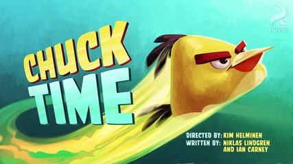 Angry Birds – Chuck Time