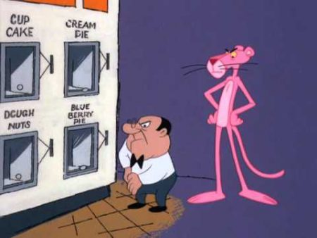 De Roze Panter – Pink Arcade