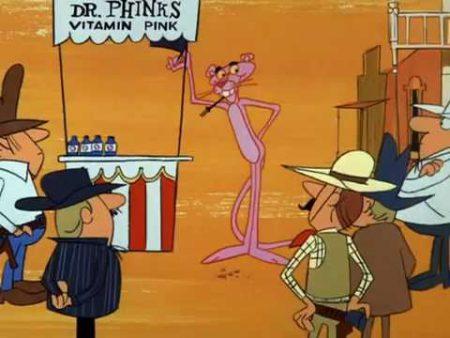 De Roze Panter – Vitamin Pink