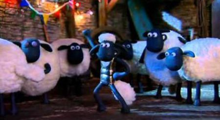 Shaun the sheep – Saturday Night Shaun