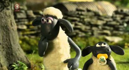Shaun the sheep – Foxy Laddie