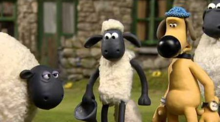 Shaun the sheep – Hiccups
