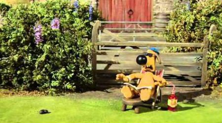 Shaun the sheep – Tidy up