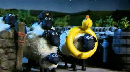 Shaun the sheep – Sheepwalking