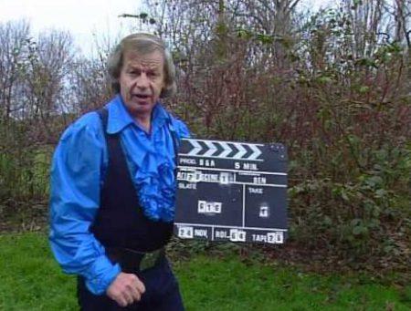 Bassie en Adriaan – Filmopname