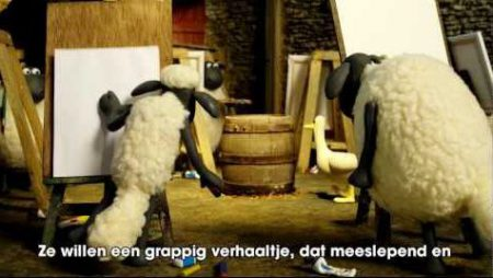 Shaun the sheep – The Making Of