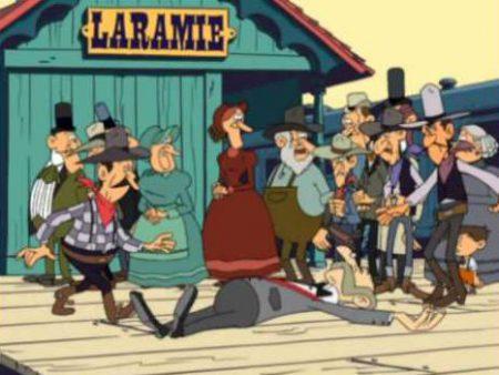 Lucky Luke – De Laatste Buffel
