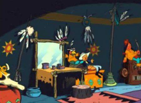 Lucky Luke – De Daltons Spelen Indiaantje