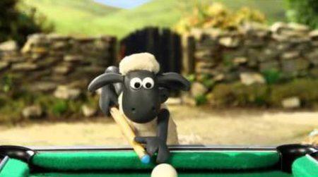 Shaun the sheep – Shaun goes Potty