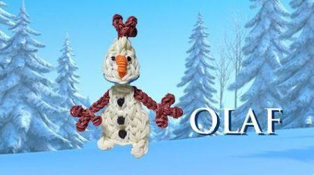 Loom voorbeelden – Olaf van Frozen (Engels)