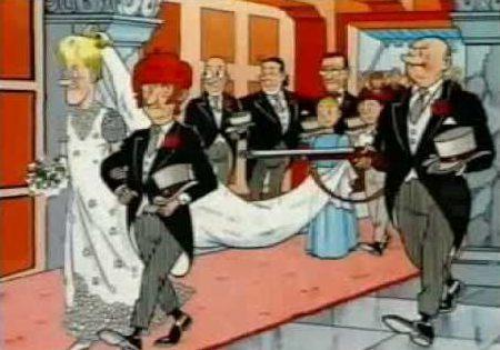 Suske en Wiske – De briesende bruid