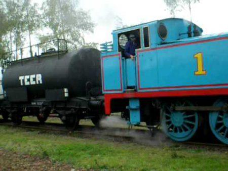 Thomas de trein – Thomas de Trein in Simpelveld 2008