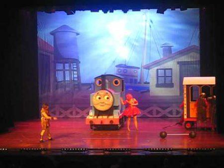 Thomas de trein – Thomas de Trein Musical in Eindhoven