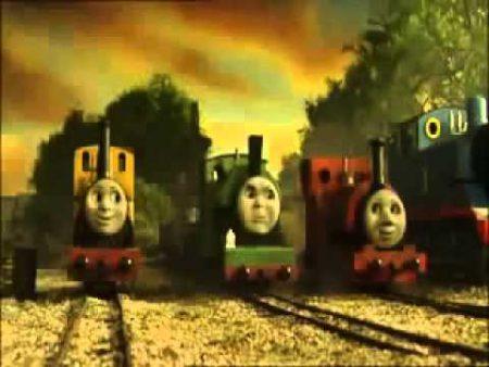 Thomas de trein – Thomas en Duncan De toverlamp