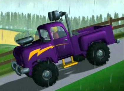 Tractor Tom – Het gat in de grond