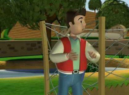 Tractor Tom – Kippenvel