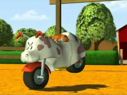 Tractor Tom – Rodeo