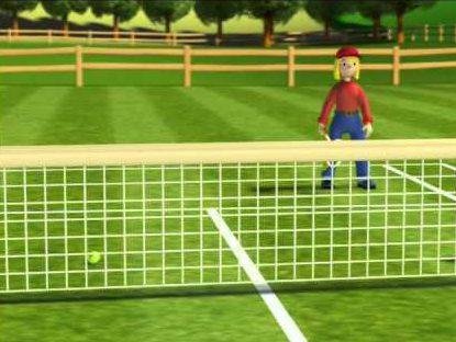 Tractor Tom – Een potje tennis